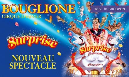 Cirque d 39 hiver bouglione le havre normandie groupon - Restaurant le garde manger le havre ...