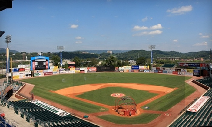 Chattanooga Lookouts - Downtown Chattanooga: $8 for Two Lower-Box Seats at a Chattanooga Lookouts Game at AT&T Field ($16 Value)