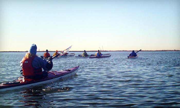 Kayaken Outfitters - Harbor Isle: Kayak Tour with Kayaken Outfitters