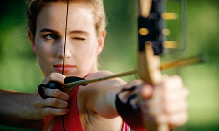 West Town Archery - Brookfield: Archery Instruction Package for Two or Four at West Town Archery in Brookfield (Up to 55% Off)