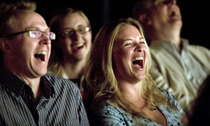 Wisecracks Comedy Club - Multiple Locations: Comedy Outing for Two, Four, or Six at Wisecracks Comedy Club (Up to 61% Off)