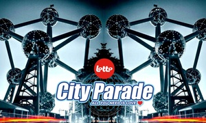 "City Parade: Toegangsticket voor 17 Years City Parade ""ALL YOU NEED IS LOVE"""