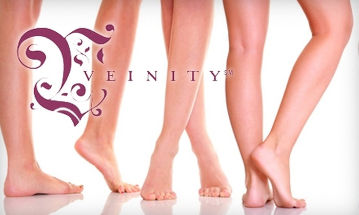 Veinity - Rhodes Ranch: $99 for One Spider-Vein Treatment at Veinity Health and Wellness Center ($300 Value)