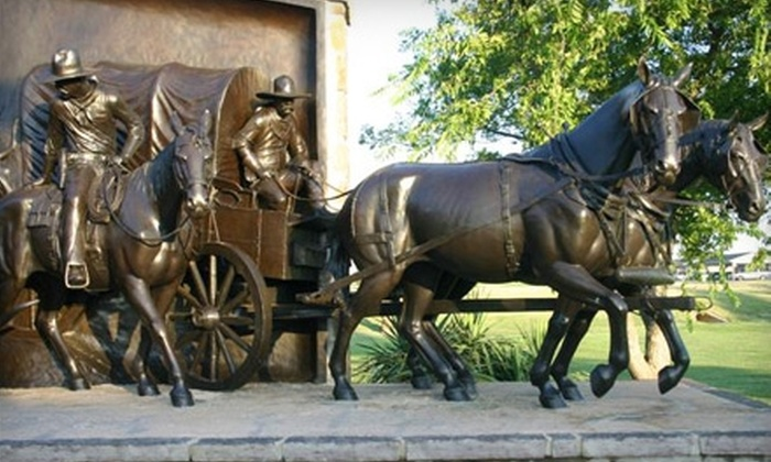 Chisholm Trail Heritage Center - Duncan: $8 for a Family Pass ($17 Value) or $6 for Two Adult Passes ($12 Value) to the Chisholm Trail Heritage Center in Duncan