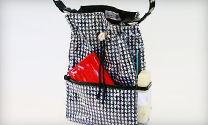 Belle Sorelle: $25 for Pedi-Tote Pedicure Kit from Belle Sorelle ($61 Value)