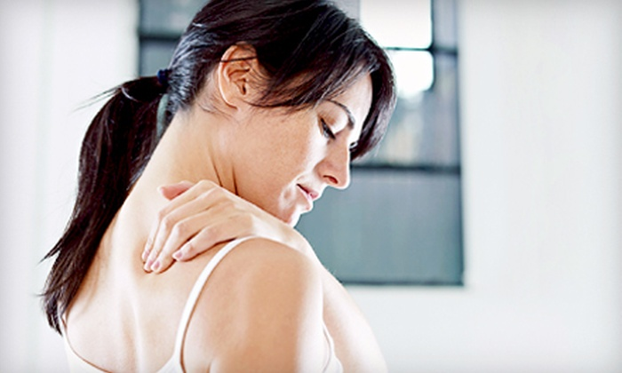 Oberg Chiropractic - Fort Collins: $29 for Chiropractic Diagnostic and Massage Package at Oberg Chiropractic in Fort Collins (Up to $262 Value)