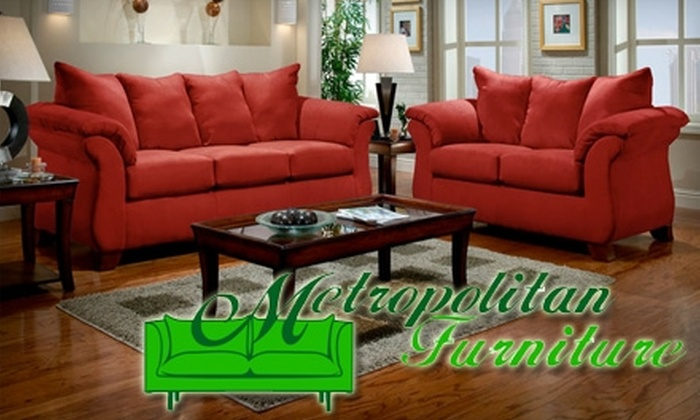 Metropolitan Furniture Company - Multiple Locations: $40 for $150 Toward Furniture and Accessories at Metropolitan Furniture Company