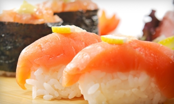 Sushi Zen Bistro - Orange County: $20 for $40 Worth of Japanese Cuisine at Sushi Zen Bistro in Costa Mesa