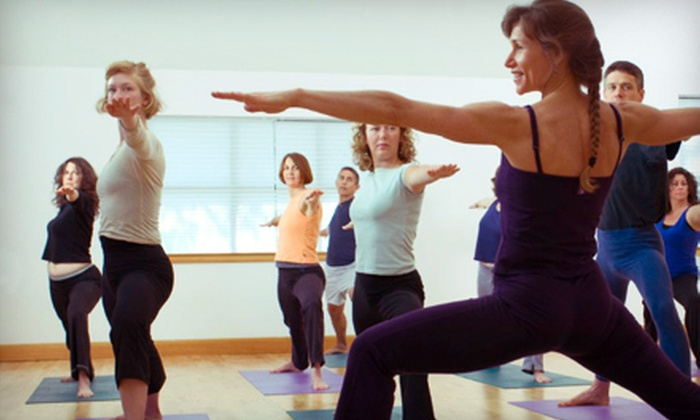 Body in Balance Healing Center - Southmont: One Month of Yoga Classes or One Private Yoga Session at Body In Balance Healing Center in Champion (Up to 66% Off)