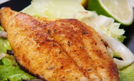 $20 Groupon to Renee's Fish & Soul Food - Renee's Fish & Soul Food in Fontana