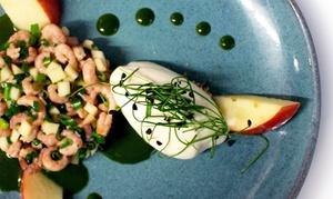 Restaurant Nordlicht: Herbstliches 4-Gänge-Menüfür 2 oder 4 Personen im Restaurant Nordlicht (bis zu 58% sparen*)