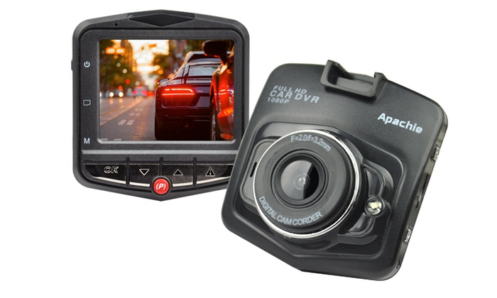 Apachie Vueme Dash Cam from £13.99