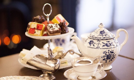 Traditional or Prosecco Afternoon Tea for One or Two at the Hope Anchor Hotel