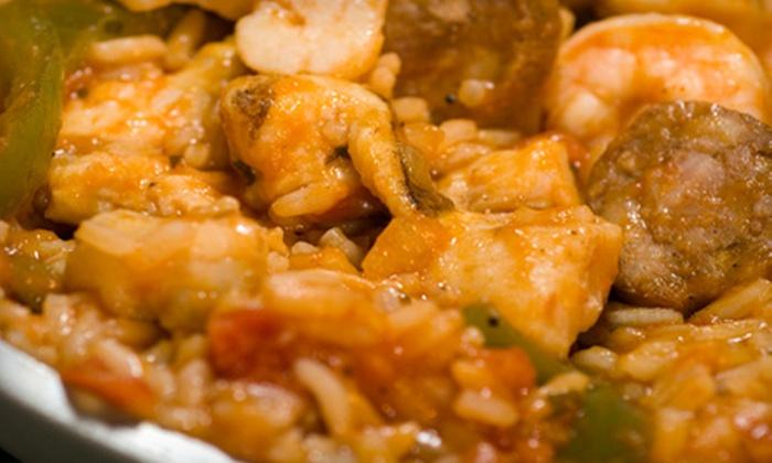 K-Paul's Louisiana Kitchen - French Quarter: $30 for $60 Worth of Upscale Cajun Dinner Fare at K-Paul's Louisiana Kitchen