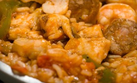 $60 Groupon to K-Pauls Louisiana Kitchen - K-Paul's Louisiana Kitchen in New Orleans