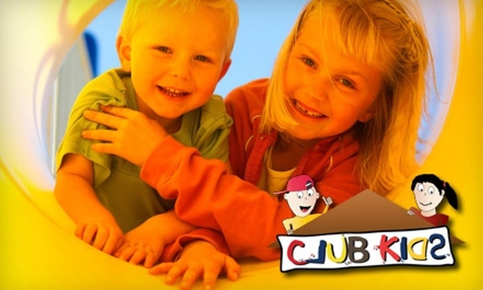 Club Kids - North Haven: One-Month Membership at Club Kids in North Haven. Choose Between Two Options.