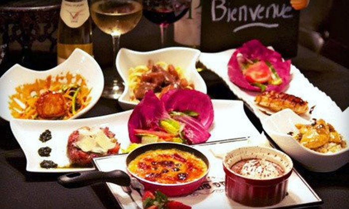 Bistro 1902 - Downtown Hollywood: $20 Toward French Bistro Cuisine