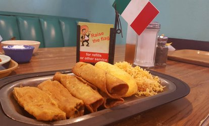 image for $8 for $14 Worth of Food and Drinks for Two or More at Pancho's Mexican Buffet