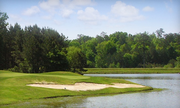 Oak Hills Golf Club - Far North Columbia: $189 for a Golf Package with 10 Rounds, 10 Buckets of Range Balls, and 10 Lesson Clinics at Oak Hills Golf Club (Up to $770 Value)