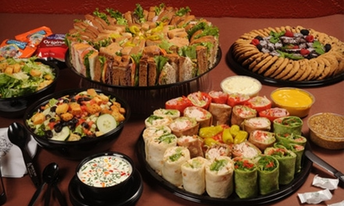Peppercini's Deli House - Midtown: $25 for $50 Worth of Catering from Peppercini's Deli House