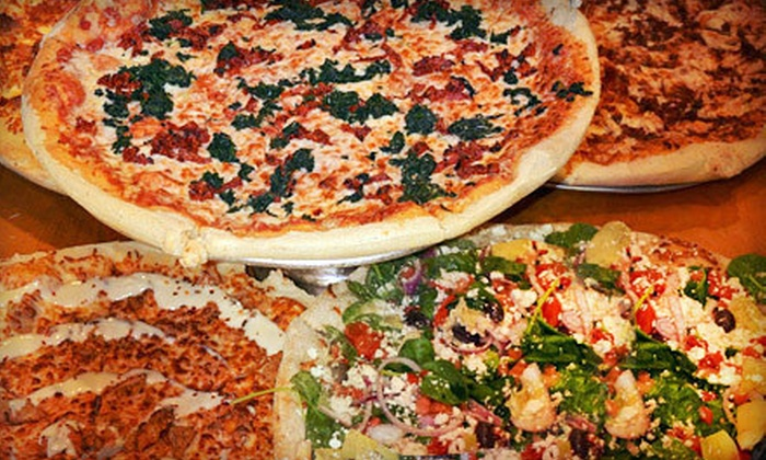 Great Northern Pizza Kitchen - Williamsville: Pizzeria Fare for Dine-In or Catering at Great Northern Pizza Kitchen (Half Off)