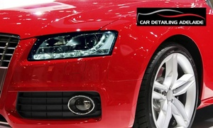 Detailing Adelaide: Mobile Hand Car Wash with Vacuum ($11) or Deluxe Detailing ($39) from Detailing Adelaide (Up to $120 Value)
