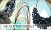 Send the Trend: $30 for Three Fashion Accessories from Send the Trend ($89.85 Value)