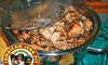 Jamaican Jerk Pit - Burns Park: $7 for $15 Worth of Caribbean Fare and Drinks at Jamaican Jerk Pit in Ann Arbor
