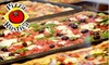 Pizza Rustica - West Hollywood: $7 for $15 Worth of Pizza and More at Pizza Rustica