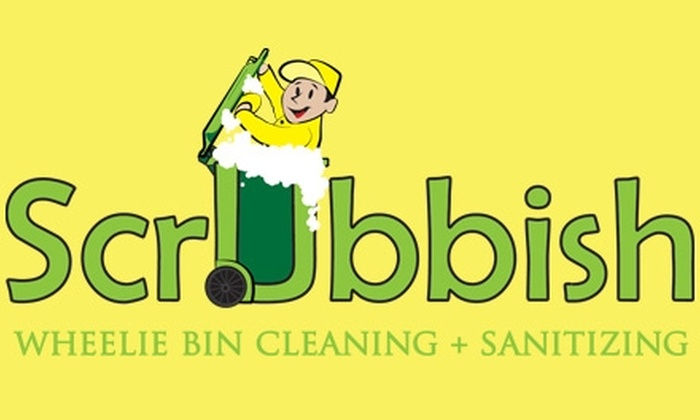 Scrubbish - San Diego: $5 for a Mobile Trash-Can Cleaning from Scrubbish ($19.95 Value)