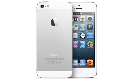 iPhone 5S reacondicionado grado superior (envío gratuito)