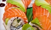 Full Moon Sushi and Bistro - Larsh - Miller: Japanese Fare at Full Moon Sushi and Bistro in Norman (Half Off). Two Options Available.