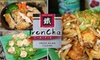 Iron Chef Café - Ontario: $10 for $20 Worth of Fresh Asian Cuisine and Drinks at Iron Chef Café