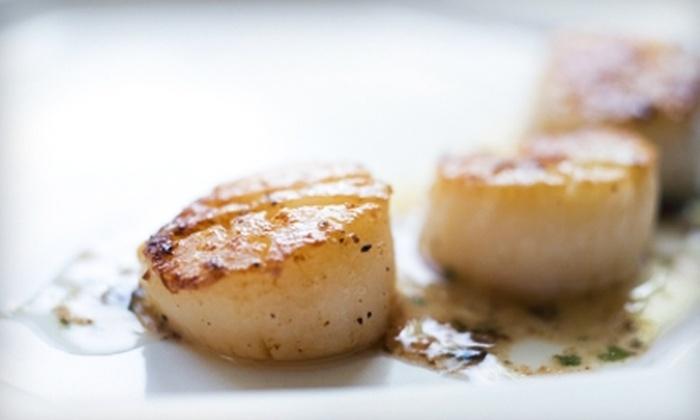 Harbor Inn Seafood Restaurant - Lexington: $15 for $30 Worth of Seafood and More at Harbor Inn Seafood Restaurant in Lexington