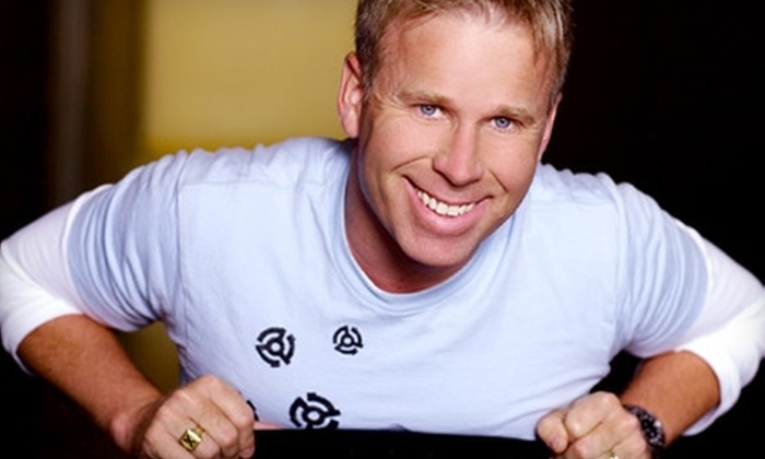 Gerry Dee - Downtown Winnipeg: $23 for Admission to Gerry Dee Live at the Winnipeg Comedy Festival ($47.45 Value)
