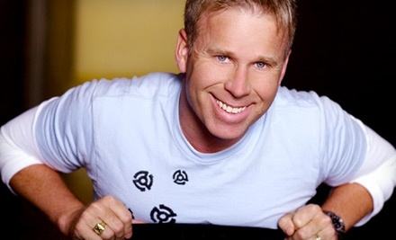 Gerry Dee Live at the Winnipeg Comedy Festival on Sat., Apr. 2 at 8PM - Gerry Dee in Winnipeg