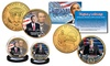 ECOINICS, INC: Barack Obama 2009 Inauguration Coin Collection (2-Piece)