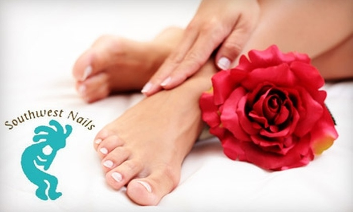 Southwest Nails - Northeast Jefferson: $30 for a Spa Manicure and Pedicure at Southwest Nails in Littleton