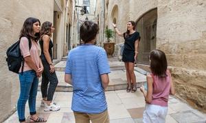 Visit'Insolite : Visite guidée culturelle et gastronomique de Montpellier de 2h pour 2 ou 4 personnes dès 14,90 € avec Visit'Insolite