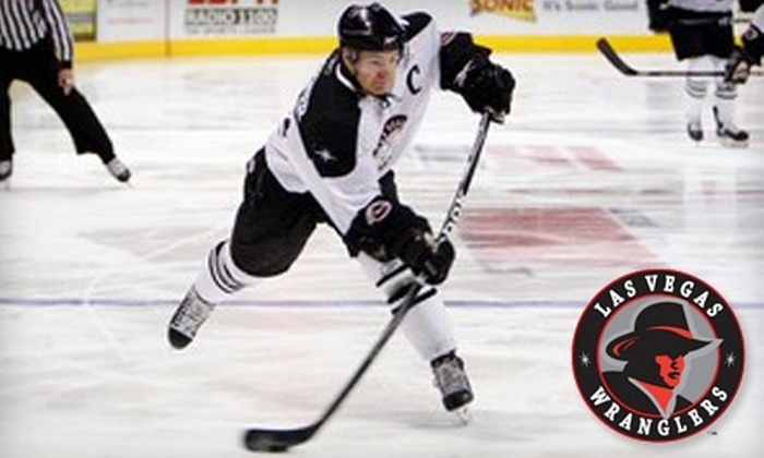 Las Vegas Wranglers - Paradise: $13 for One Premium-Level or Select-Circle Ticket to a Wranglers Game (Up to $38.75 Value). Choose from Four Games.