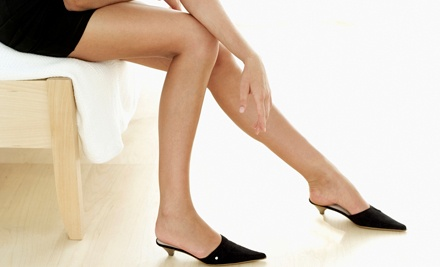 6 Laser Hair-Removal Treatments on a Small Area (up to a $750 value) - The Magical Touch Salon & Day Spa in Sunnyside