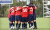 Colorado Rush - Highlands Ranch: $5 for Two Tickets, Plus One Bake-Sale and Drink Item, to Colorado Rush Soccer Game at Valor Christian High School Stadium on Friday, June 3, at 7:30 p.m. in Highlands Ranch (Up to $22 Value)