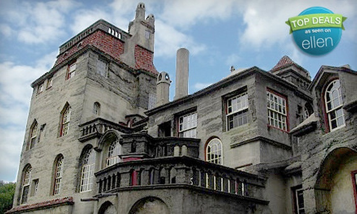 Fonthill Castle - Doylestown: Guided Tour of Fonthill Castle for Two or Four in Doylestown (Up to 55% Off)