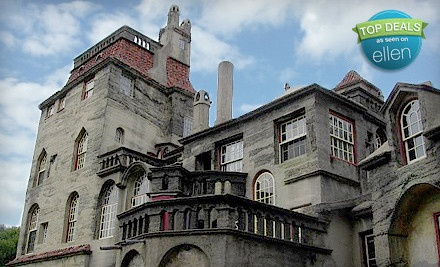 2 Admissions (up to a $20 value) - Fonthill Castle in Doylestown