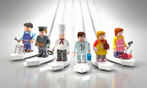 Be Our Guest: $300 for a Lego Party for Up to 10 Guests at Be Our Guest ($600 Value)