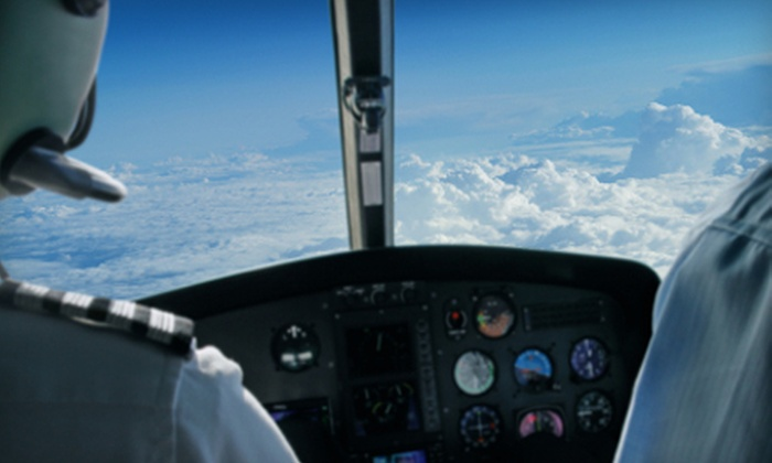 Griffith-Merrillville Airport - Griffith: $79 for a Discovery Flight Experience from Griffith Aviation, Inc. ($300 Value)