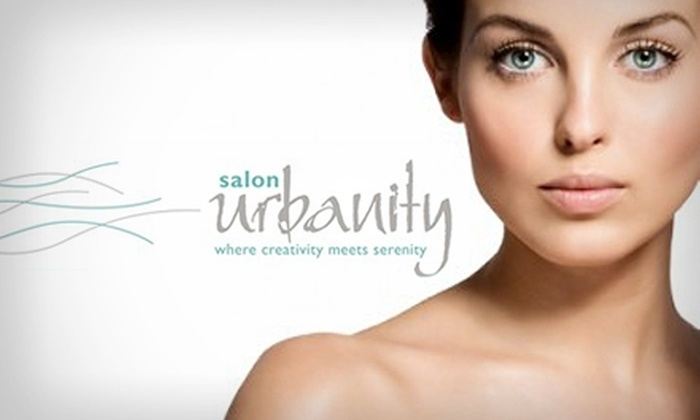 Salon Urbanity - Mount Adams: $30 for $60 Worth of Rejuvenating Salon or Spa Treatments at Salon Urbanity