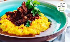 Vanilla Café e Brigaderia: Almoço ou jantar com entrada + prato principal para 1 ou 2 pessoas no Vanilla Café e Brigaderia –Octogonal