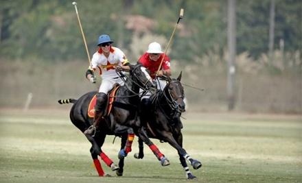 San Diego Polo Club: 1 Carload's Tailgating and Match Entry  - San Diego Polo Club in Rancho Santa Fe