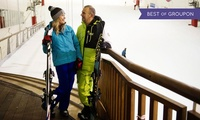 Four-Hour Lift Pass for a Child, Student, Senior, or One or Two Adults at Snow Factor - Glasgow (Up to 53% off)